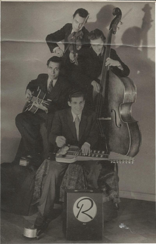 ca1946WR-Band in Berlin mit Roger an der Hawaii-Gitarre