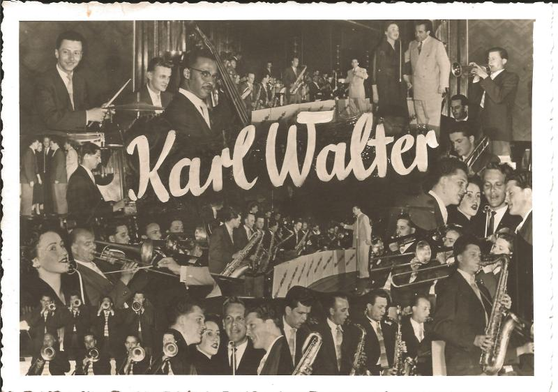 1954Orchester Karl Walter