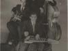 Bild 136 / ca.1946 / WR-Band in Berlin mit Roger an der Hawaii-Gitarre