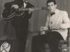 Bild 137 / ca. 1947 / WR-Band mit Roger und schwarzer ROGER-SUPER im TITANIA Palasttheater in Berlin