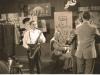Bild 142 / Aug.54 / WR-Band im Tonstudio Hamburg - Willi Schulz Reichel, Hintergrundbild Kapelle K. Walter