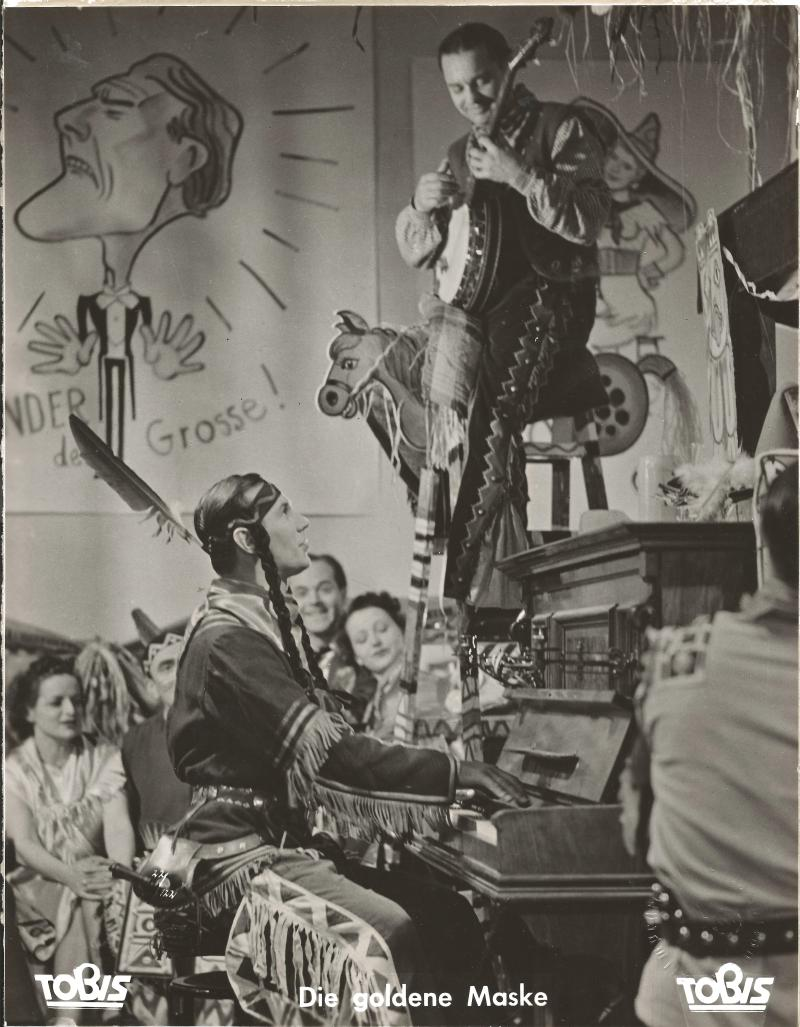 1939Die Frau ohne Vergangenheit - Werbeplakat