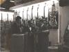 Bild 185 / Apr.62 / Messestand ROGER-EKO in Frankfurt - WR im Gespräch mit Thomas Lo Duca von EKO