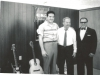 Bild 206 / Jul.65 / Wenzel mit Thomas Lo Duca von EKO in Milwaukee