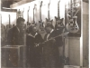 Bild 207 / 1967 / Messestand EKO in Frankfurt - Marianne Rossmeisl mit Thomas Lo Duca aus Chicago