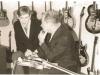 Bild 210 / 1967 / Messestand EKO in Frankfurt - WR rechts im Fachgespräch