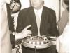 Bild 211 / 1967 / Wenzel auf dem EKO-Stand auf der Frankfurter Messe