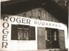 Bild 216 / 1956 / ROGER-Werkstatt in Mittenwald im Mühlenweg