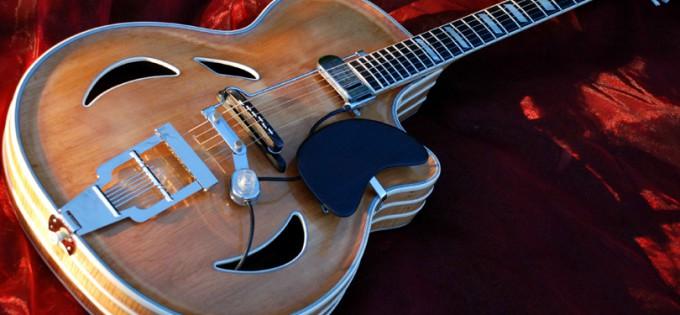 Restaurierung einer alten Gitarre von Artur Lang