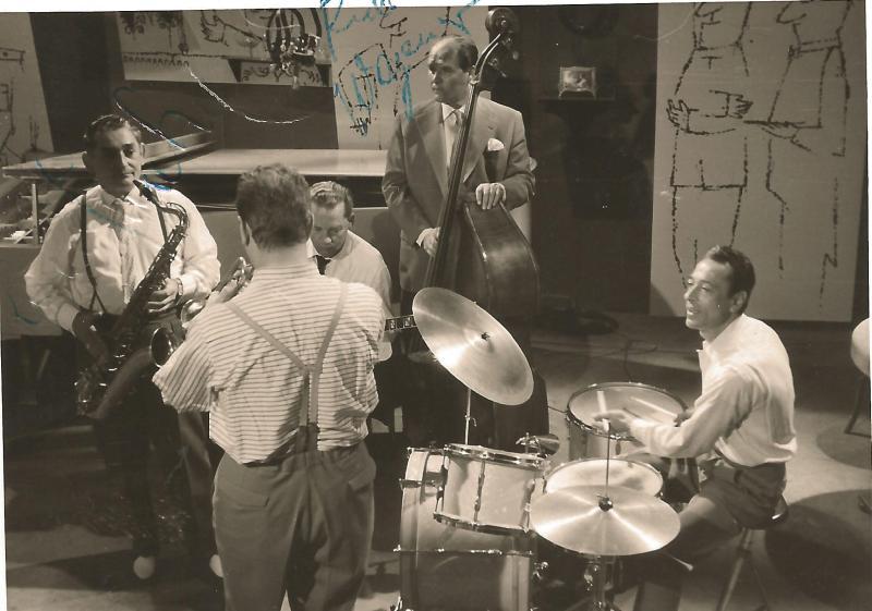 Aug.54WR-Band, Hamburg - besteht aus ehemaligen Spielern des Orchesters Karl Walter