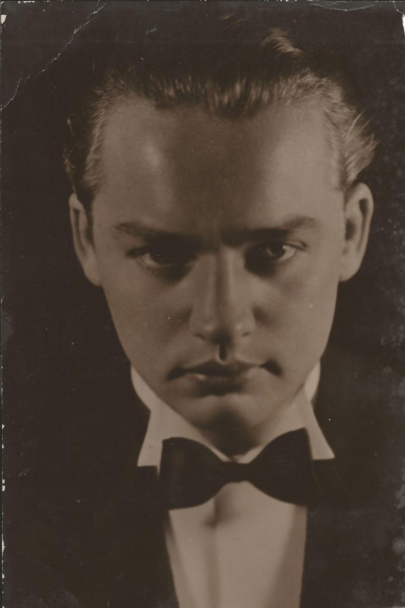1942Portrait Wenzel Rossmeisl
