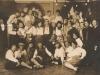 1923Gruppenbild mit Wenzel - obere Reihe vierter von links