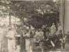 ca1924Tanzveranstaltung mit der Band Kamsirossoff - WR mit dem Rücken zum Klavier