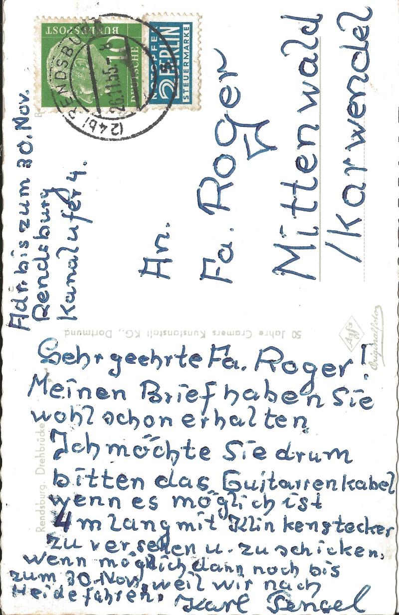 Bild 056 / 26.11.55 / Postkarte von Karl Pengel