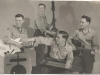 Bild 040 / ca. 1946 / GI-Band im AFN-Studio in Berlin mit ROGER SUPER SPEZIAL