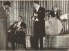 Bild 041 / ca. 1947 / Helmut Zacharias und Coco Schumann mit seiner ROGER STANDARD