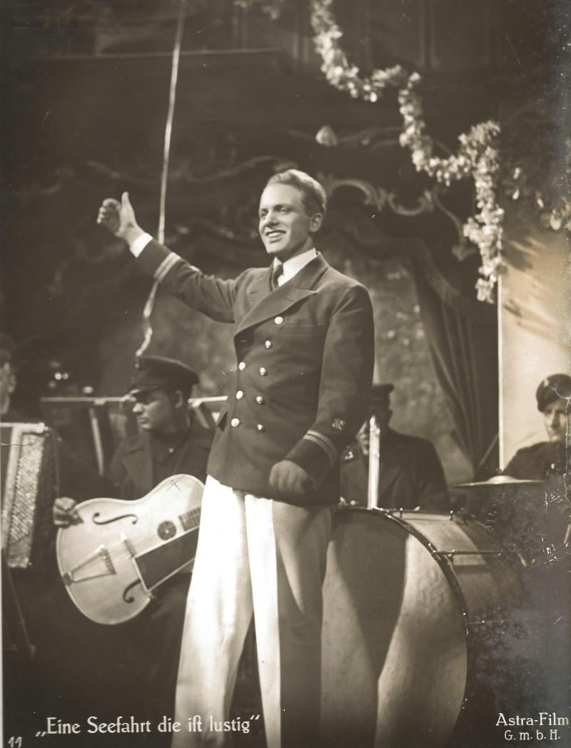 1935Eine Seefahrt die ist lustig - Rhythm Boys mit Albert Vossen und Wenzel Rossmeisl
