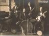 ca1924Kapelle Kamsirossoff mit Wenzel am Banjo