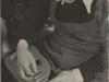 1956Wenzel in seiner Werkstatt in Mittenwald